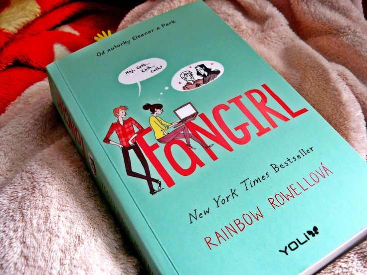 fangirl kniha tumbler - Hledat Googlem