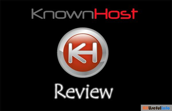 Knownhost Web Hosting: My Overall Experience