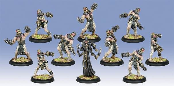 Privateer Press August Releases   Through Gamer Goggles