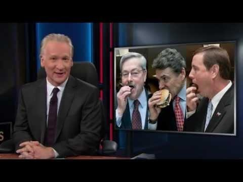 Bill Maher: The Republican Party Is At War With Common Sense