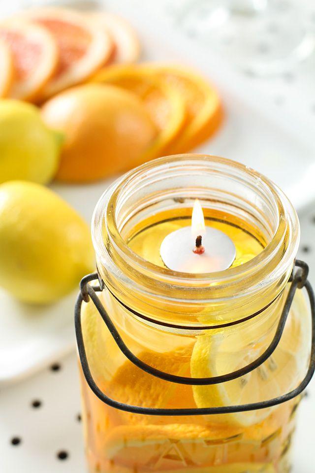diy 5minute mason jar candles hello glow - 640×960