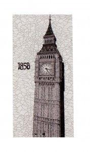 #Chusteczki #Londyn - #fancy :)