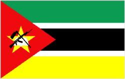 Mozambique/Mozambican Flag 5ft x 3ft%(100% poly) With Eyelets For Hanging. http://www.novelties-direct.co.uk/mozambique-flag-5ft-x-3ft-100-poly-with-eyelets-for-hanging.html