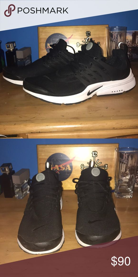 Men's Nike Air Presto Size 11 Honestly I wore them like three times but they're just kinda big for me. Box is included. Nike Shoes Athletic Shoes