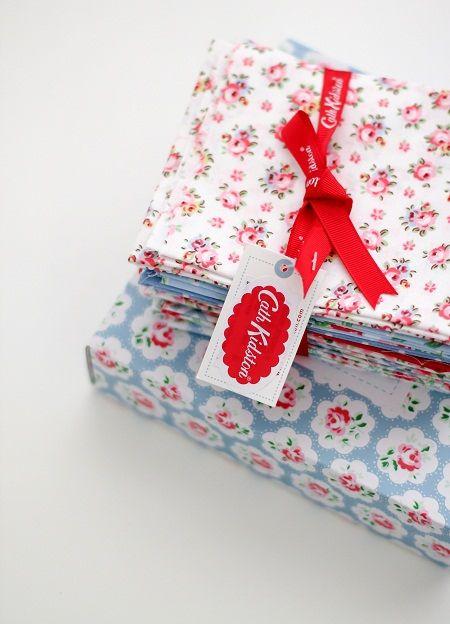 Cath Kidston Fabrics by cafe noHut, via Flickr