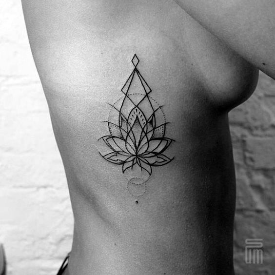LOTUS TATTOO: RISE IN MUD | 20 Small Tattoo Designs With Powerful Meaning | Small Tattoo Designs | Meaningful Tattoo Designs | Tiny Tattoo Designs | Cool Tattoo Designs and Ideas | Fenzyme.com