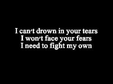 Adele - You'll never see me again (lyrics)