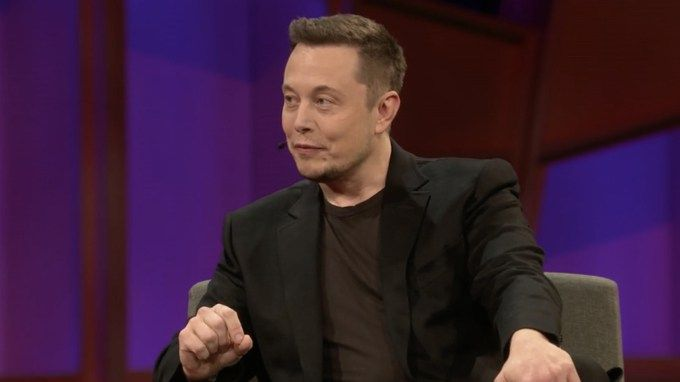Watch Elon Musks TED talk on his grand tunnel plan self-dr