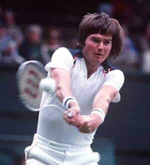 Jimmy Connors 1974,1976, 1982