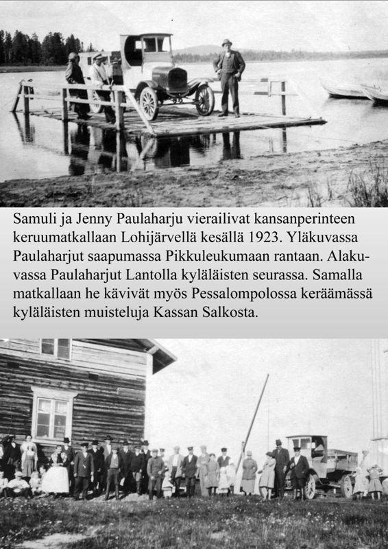 0-Samuli ja Jenny Paulaharju Lohijärvellä 1923-web.jpg