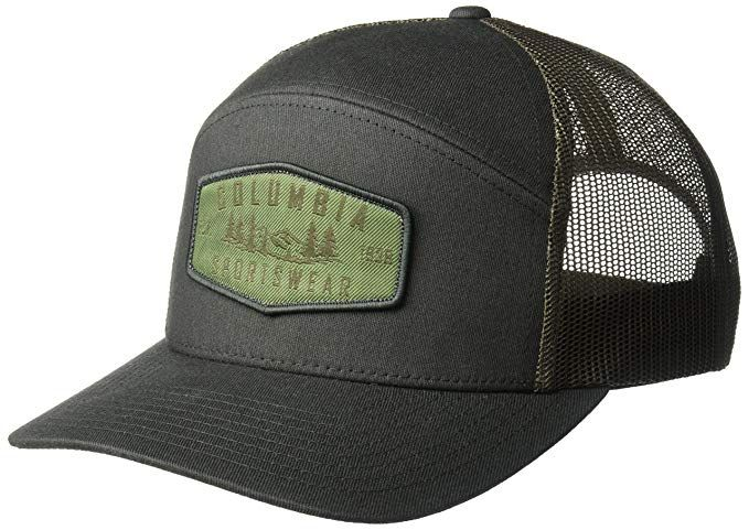 f26d37a145e1b Columbia Men s Trail Evolution Snap Back Hat Review
