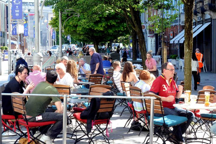 Cardiff is the best place to live in the UK according to a poll of the residents of Europe's top cities.