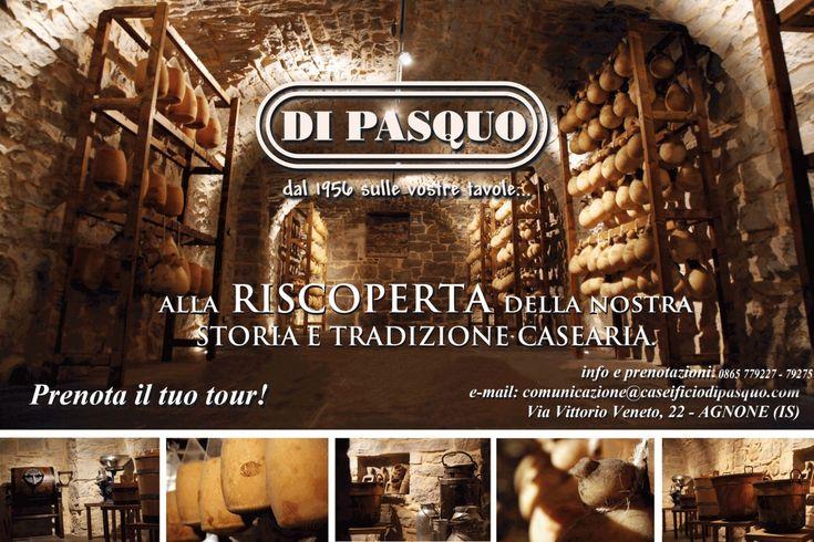 """Il nostro evento """"Di Pasquo in Cantina"""" è finito sulle pagine di www.altomolise.net Partecipa anche tu ad uno dei nostri tour.  -> http://www.altomolise.net/le-aziende-informano/informazione-aziendale/12168/di-pasquo-in-cantina-il-tour-che-vi-fara-sentire-il-sapore-della-storia"""