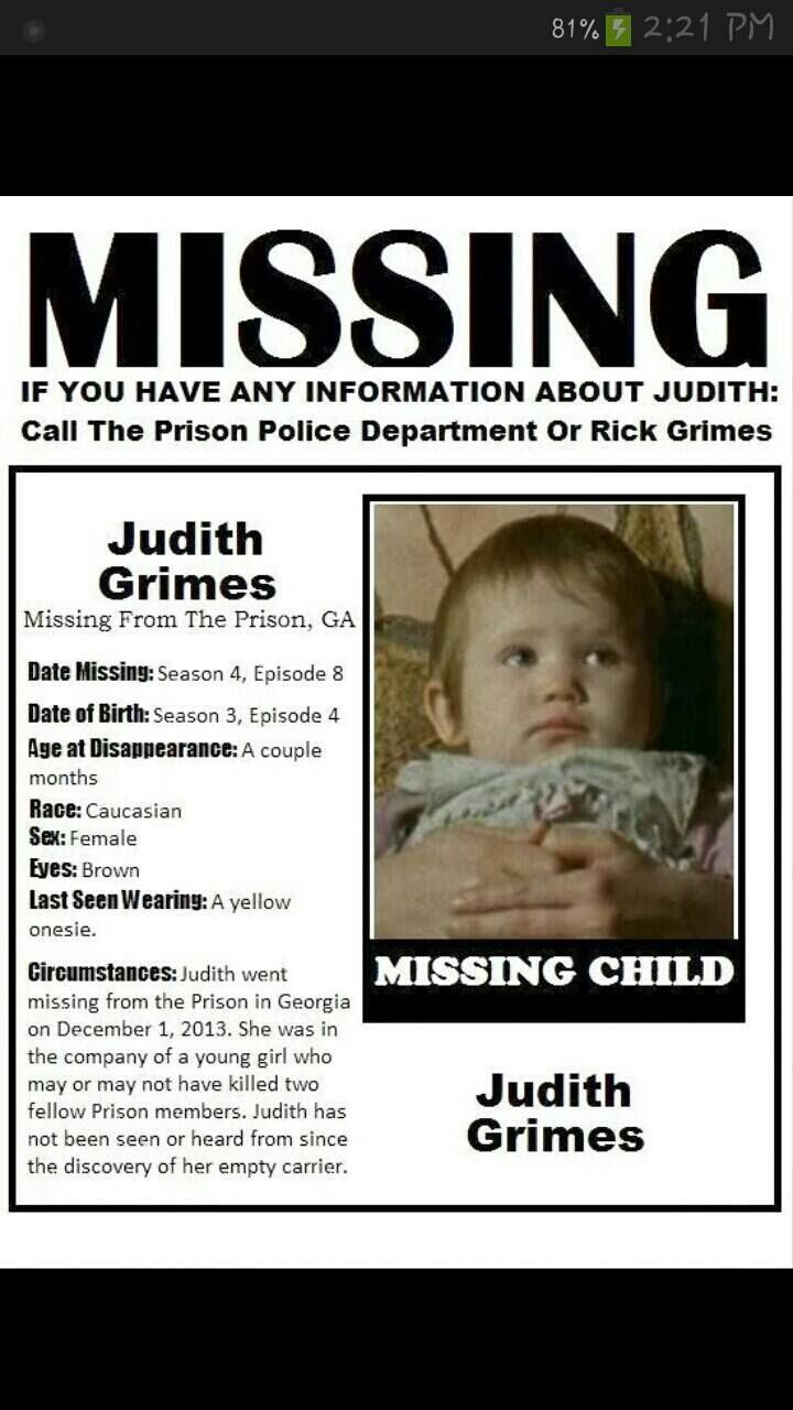 Best 25+ Judith grimes ideas on Pinterest | Judith twd ...