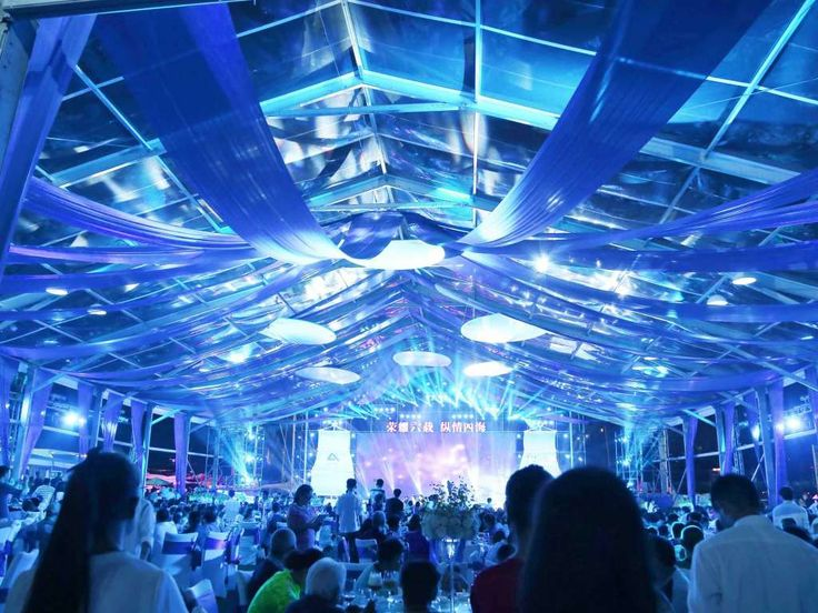 Wedding tents can help accomplish an unforgettable outdoor event. These tents can keep your guests dry when rain unexpectedly pours and can also shield your guests from the scorching heat of the sun. There are various types of party tents available in Shelter Tent.