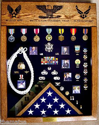 #Laser top #military badge medal flag challenge coin #display case shadow box  ,  View more on the LINK: http://www.zeppy.io/product/gb/2/301758318999/