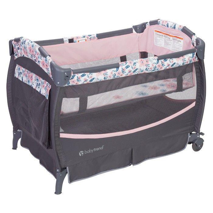 Baby Trend Deluxe Ii Nursery Center Bluebell Baby S