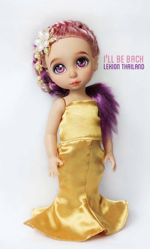 Disney Animator Doll Form Lekion Thailand