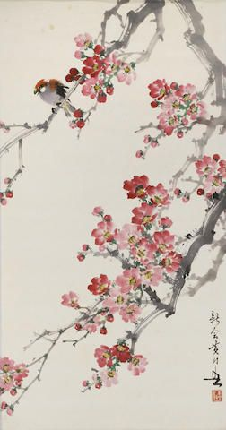 Huang Huanwu (1906-1985) Two paintings