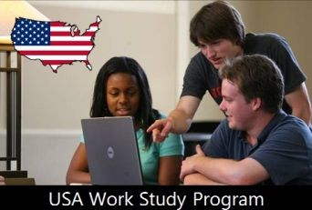 #USA #WorkStudyProgram - This program permits work for students while pursuing their masters degree follow this article for more info...