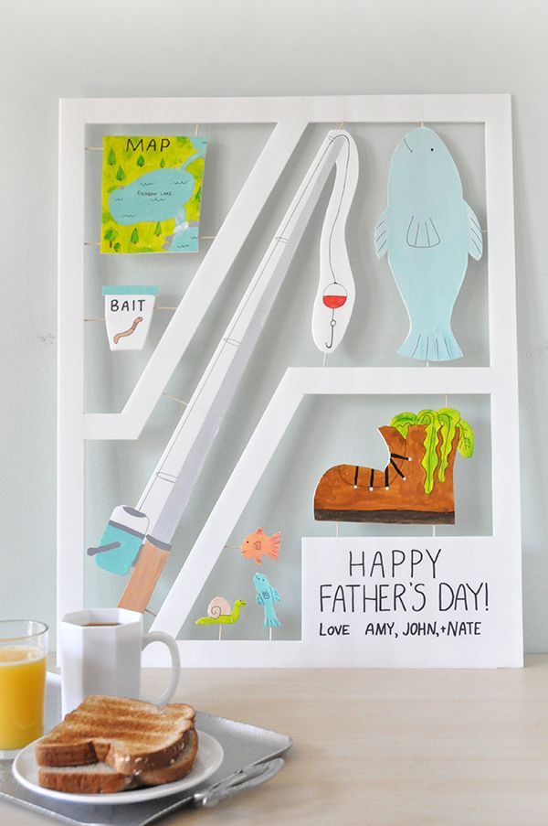 Giant Father's Day Card