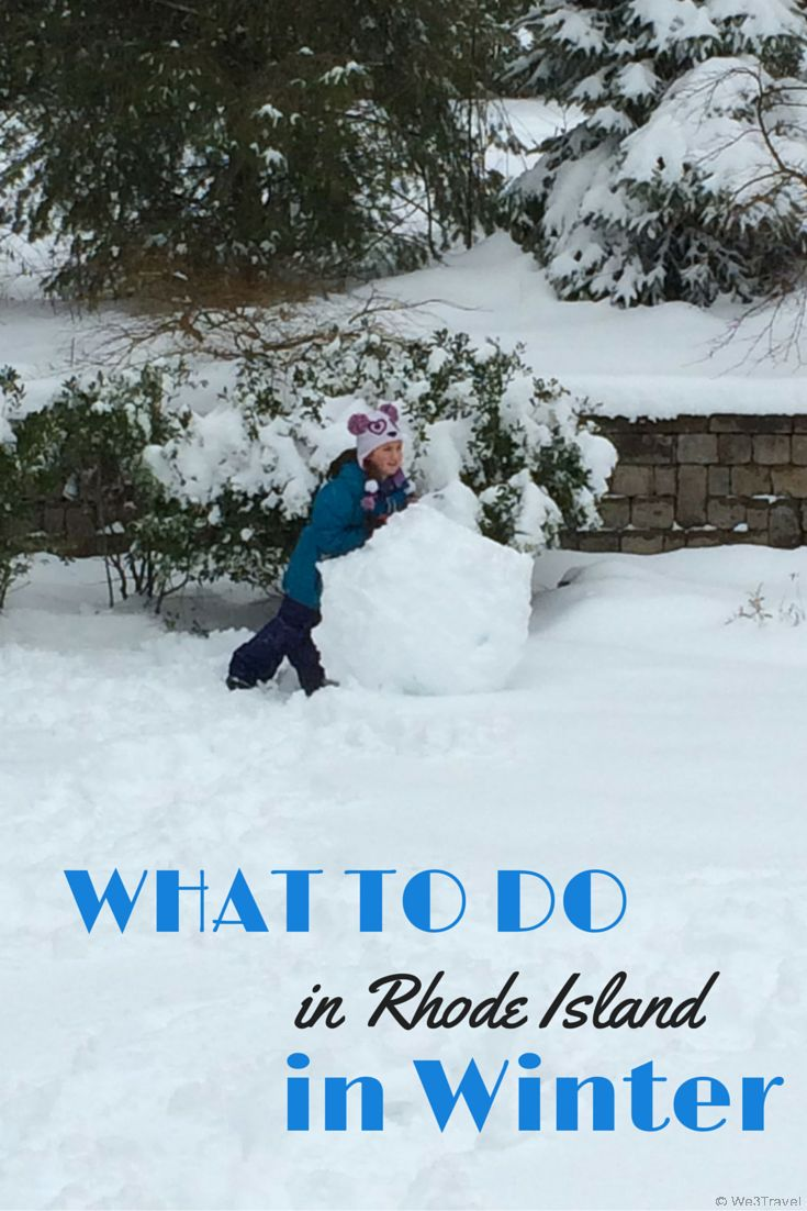 Things to do in Rhode Island in Winter