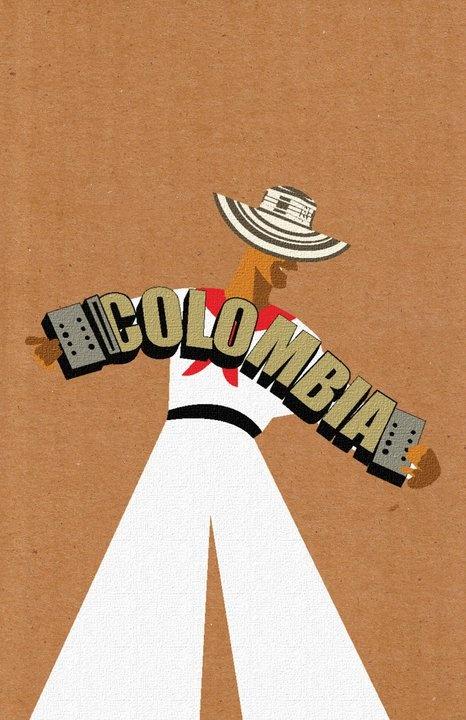 Colombia Acordion