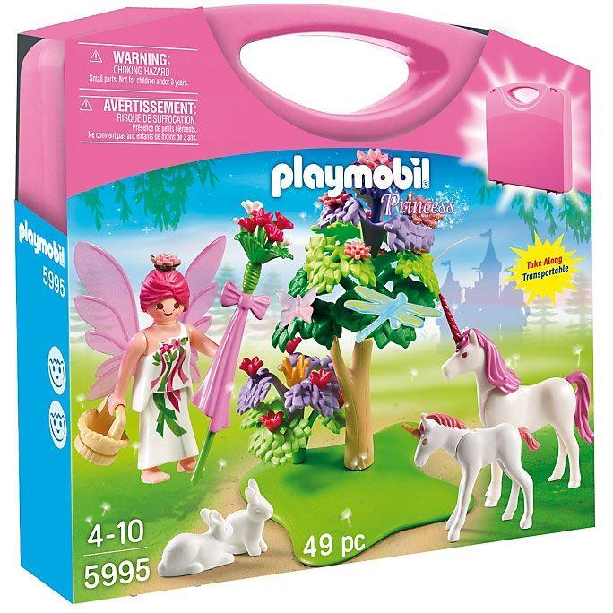 Playmobil Wróżki Skrzynka wróżka, 5995, klocki