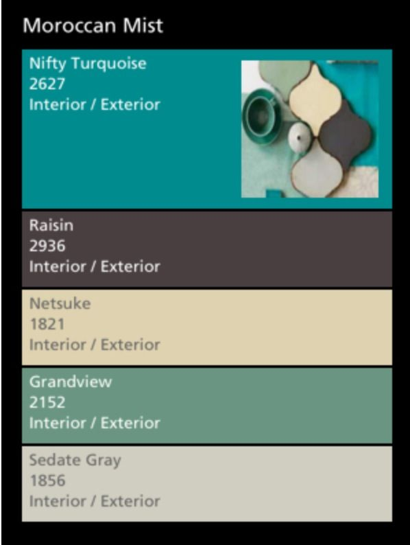 1000 images about color inspiration on pinterest paint for Sherwin williams paint combinations