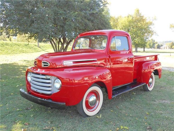 1950 Ford F-1 Trucks Review