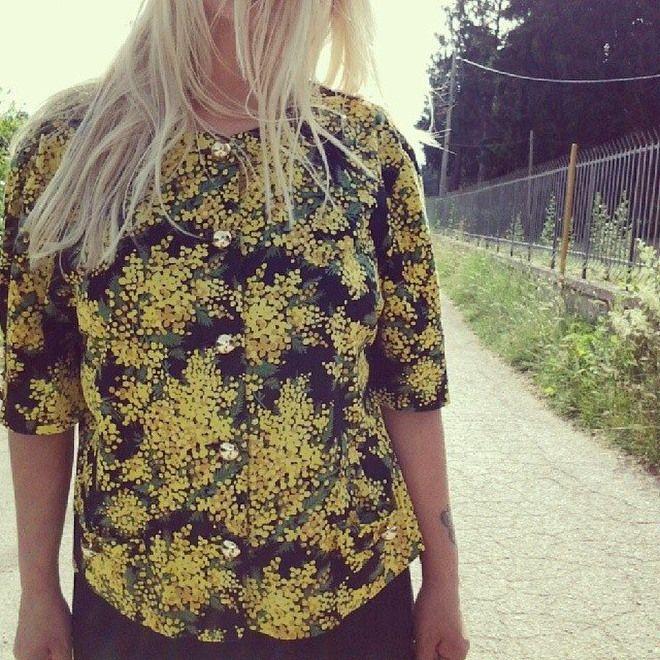 mimosa shirt