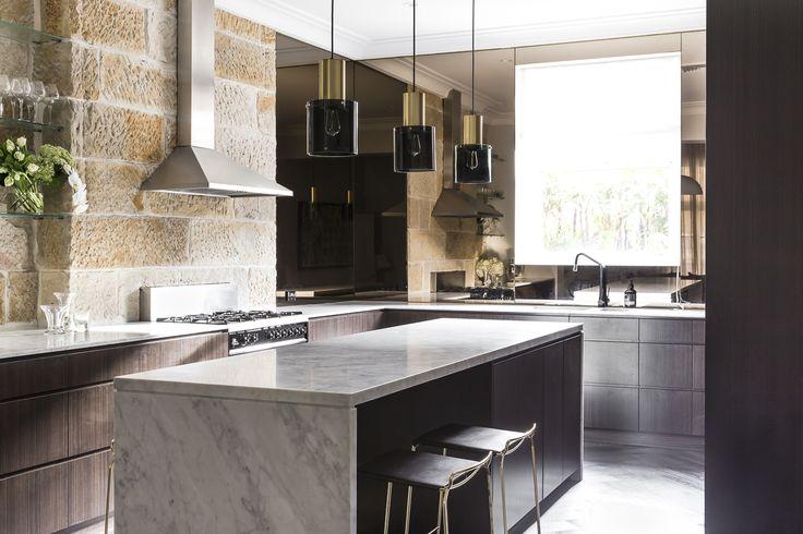 Alexandra Kidd Design Victoria Street Project We love these kitchen details