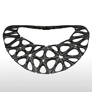 Easy 3D Printing Creator Apps on Shapeways.  This little app lets you design a necklace to 3d print.  Looks so good I may try it.