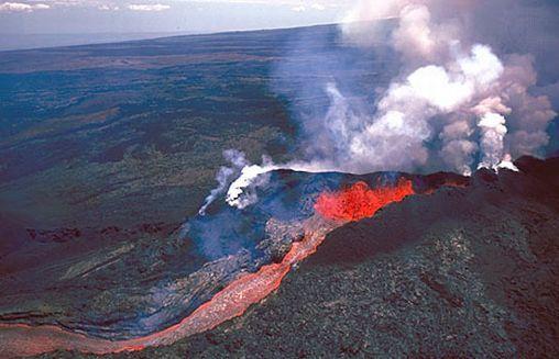 Fotky: Sopka Mauna Loa (Havajské ostrovy)