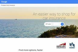 Google ferme son comparateur d'assurances auto et de services financiers en ligne