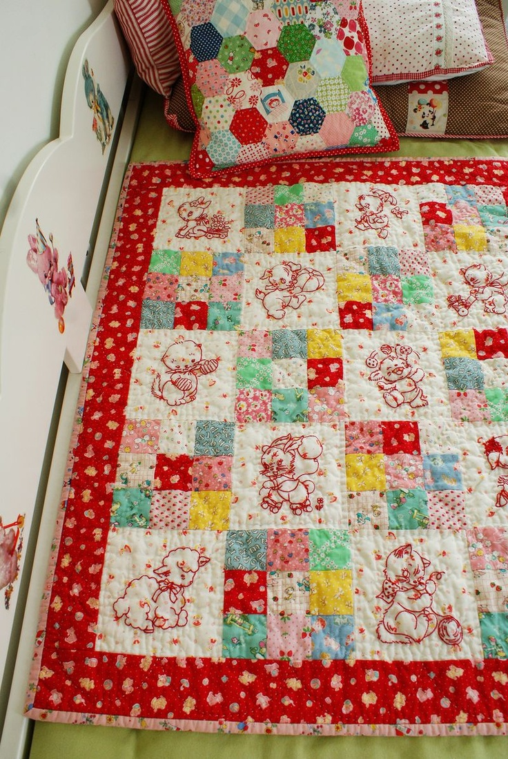 25 Best Ideas About Baby Patchwork Quilt On Pinterest