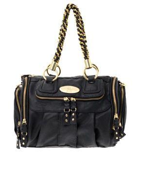 Mischa Barton Sienna Bowler Bag