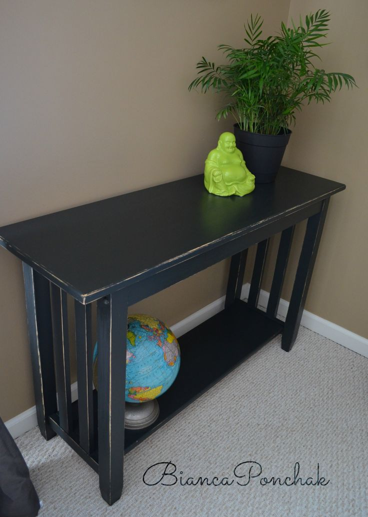 Mission Style Sofa Table Plans Free Woodworking Projects