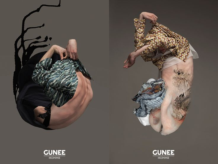 GUNEE Homme Campaign. Mountain Trip. on Behance