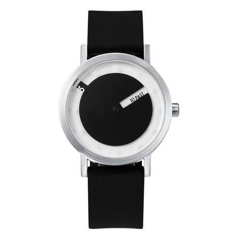 シリコン Steel 'Till|建設の巨匠がデザインしたミニマルな腕時計 by Daniel Will-Harris