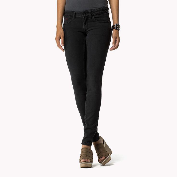Jeans De Ajuste Skinny | Azul | Tommy Hilfiger® | 8718939608564