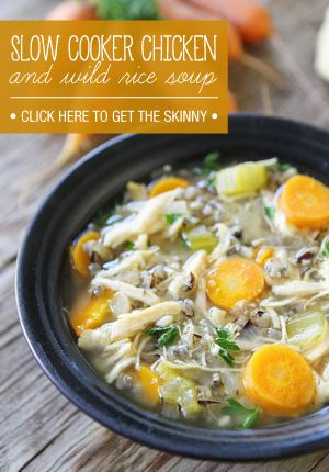 This soup is the ultimate warm ending to a cold winter day!