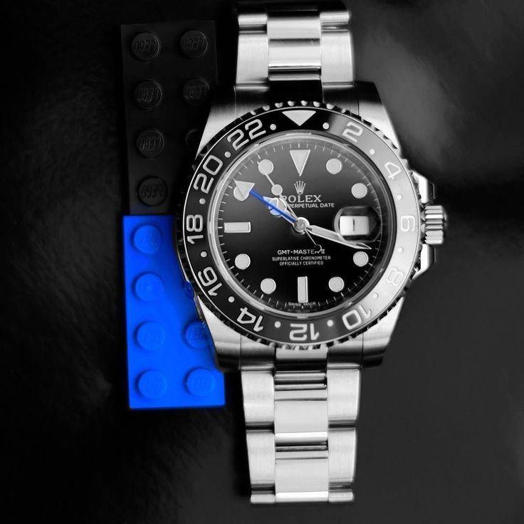 Lego Batman  #Rolex GMT Master ll  305-377-3335 info@diamondclubmiami.com  www.diamomdclubmiam.com #rolexwrist #omega #hublot  #seadweller #skydweller #yachtmaster #datejust  #wristenthusiast #watchmvmt #rolexshowisrael #tudor #audemarspiguet #datejustii  #thestorewatches  #panerai #tagheuer #rolexing #rolexero #swissboyz #mywatchblog #daytona #rolexblog #daydate #submariner #jaegerlecoultre  #richardmille #patekphilippe #daydate #milgauss  by  @rolexwrist