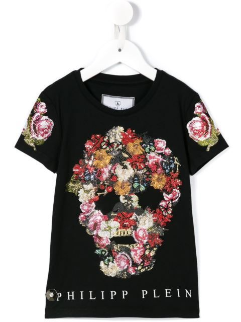 Philipp Plein Kids 'In My Dream' T-shirt