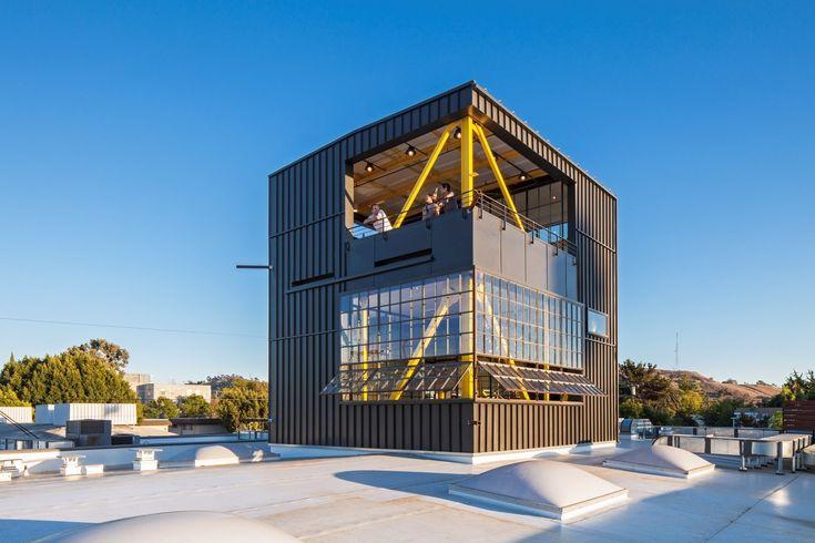 Gallery of Framestore LA / DHD Architecture + Interior Design + RAC Design Build - 1