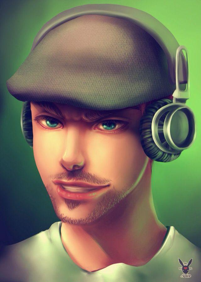 1219 Best Jacksepticeye Fan Art Images On Pinterest