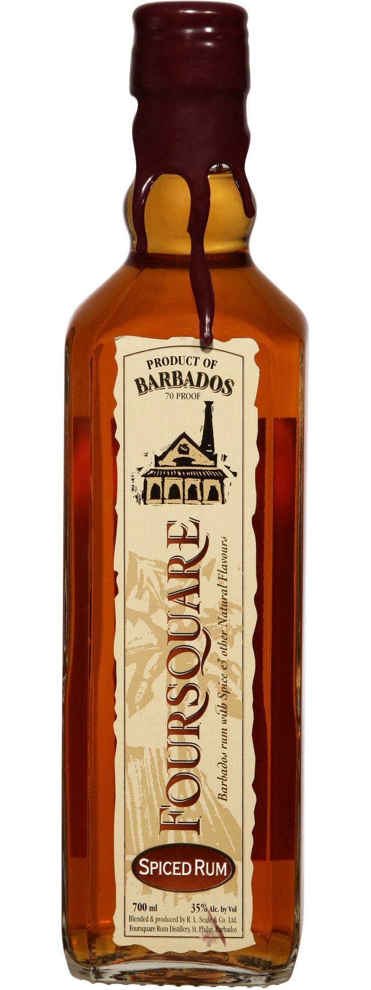 Foursquare Barbados Spiced Rum