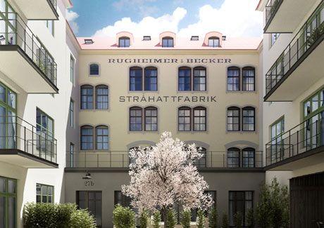 Oscar Properties : Stråhattsfabriken