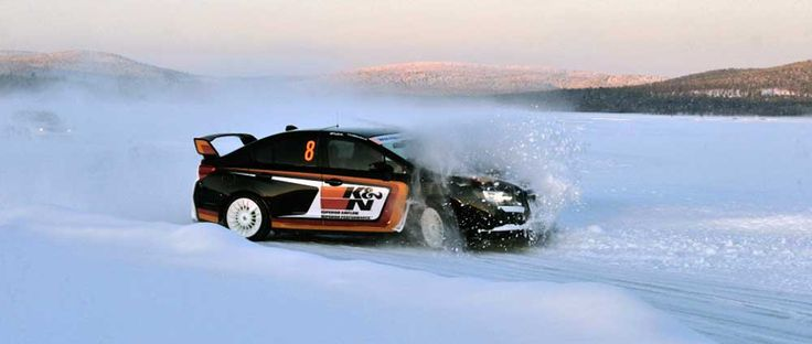 K&N high-flow air filters and performance air intake systems provide the Ice Action & Training school with the performance