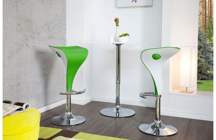 designer barstuhl vips lemon schwarz und aus hochwertigen kunstleder guenstig in wien bei. Black Bedroom Furniture Sets. Home Design Ideas